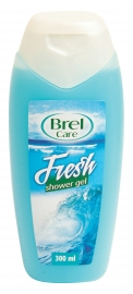 BREL CARE Gel za tuširanje Fresh